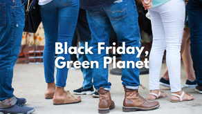 Black Friday, Green Planet
