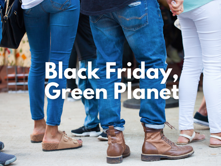 Black Friday, Green Planet