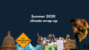 Summer 2020 climate wrap-up