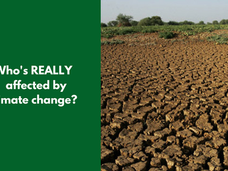Who's really being affected by climate change?