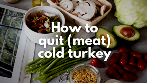 How to quit cold turkey