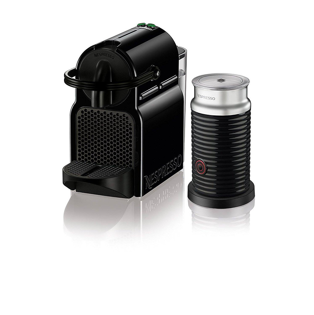 Nespresso Inissia Expresso Machine by De'Longhi with Aeroccino
