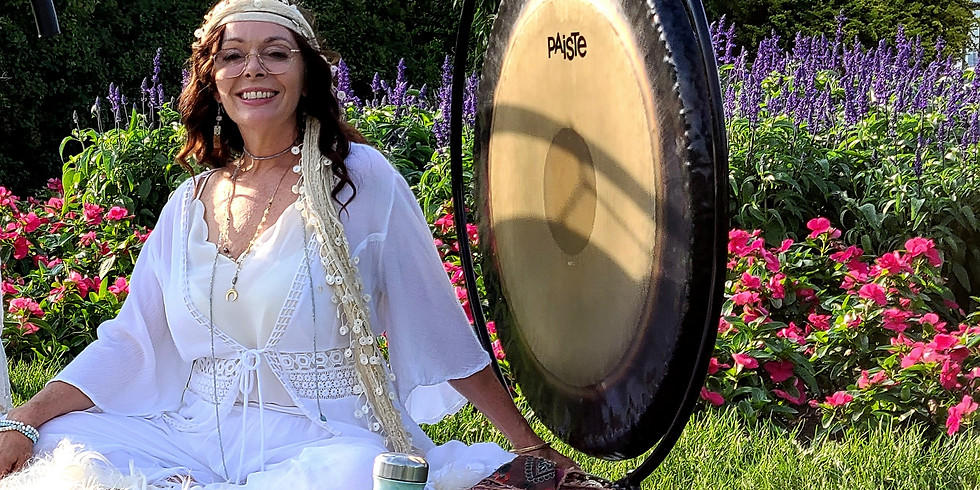 Sound Healing with the Gong