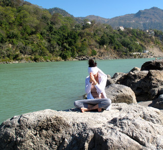 Spiritual Hot Spot ~Rishikesh India