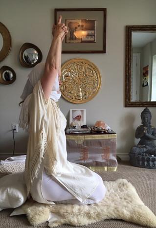 Sat Kriya Meditation