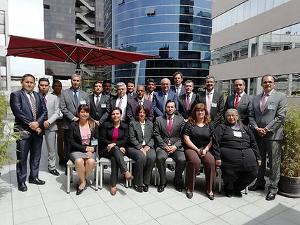 ATM Certification Workshop in Lima Octob