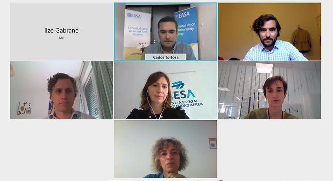 EBT EASA_AESA_Iberia 17.06.21