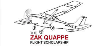 Zak Quappe Flight Scholarship