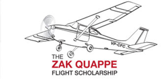 Zak Quappe Flight Scholarship