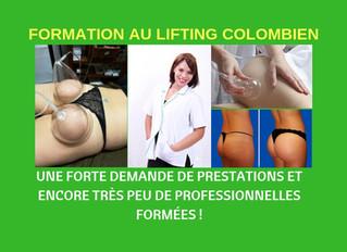 Lifting colombien, une opportunité professionnelle !