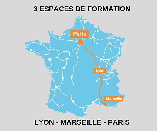 Formation lifting colombien Paris Lyon Marseille