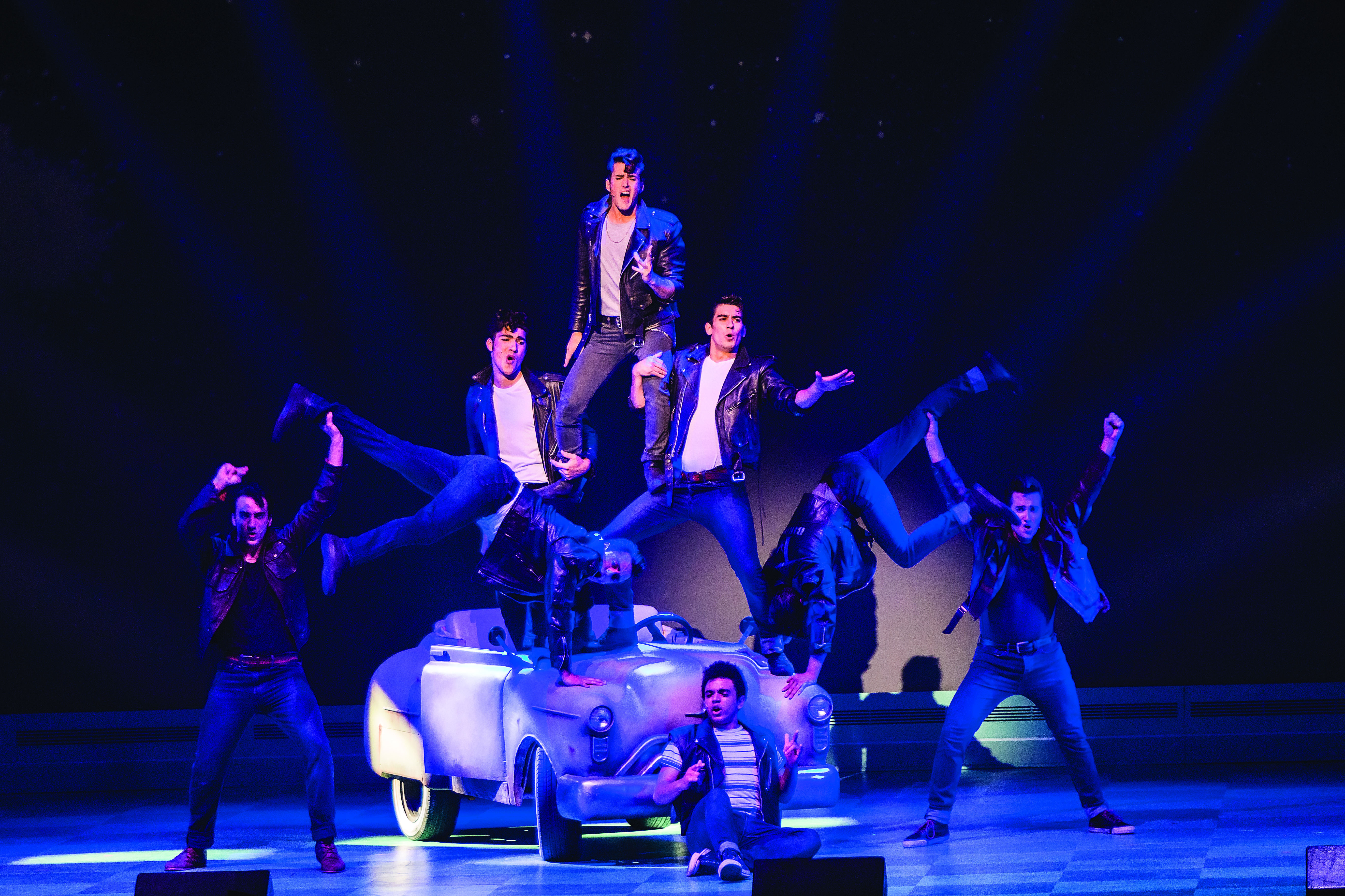 Grease - Juste Pour Rire
