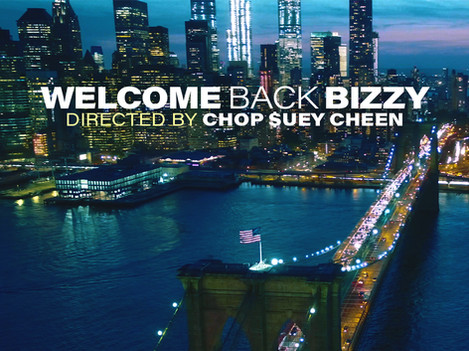 "TIMELESS BIZ ""WELCOME BACK BIZZY"""