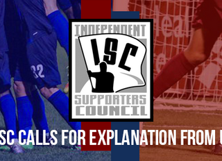 ISC Statement on USL's attempted move of Sacramento Republic vs Swope Park Rangers