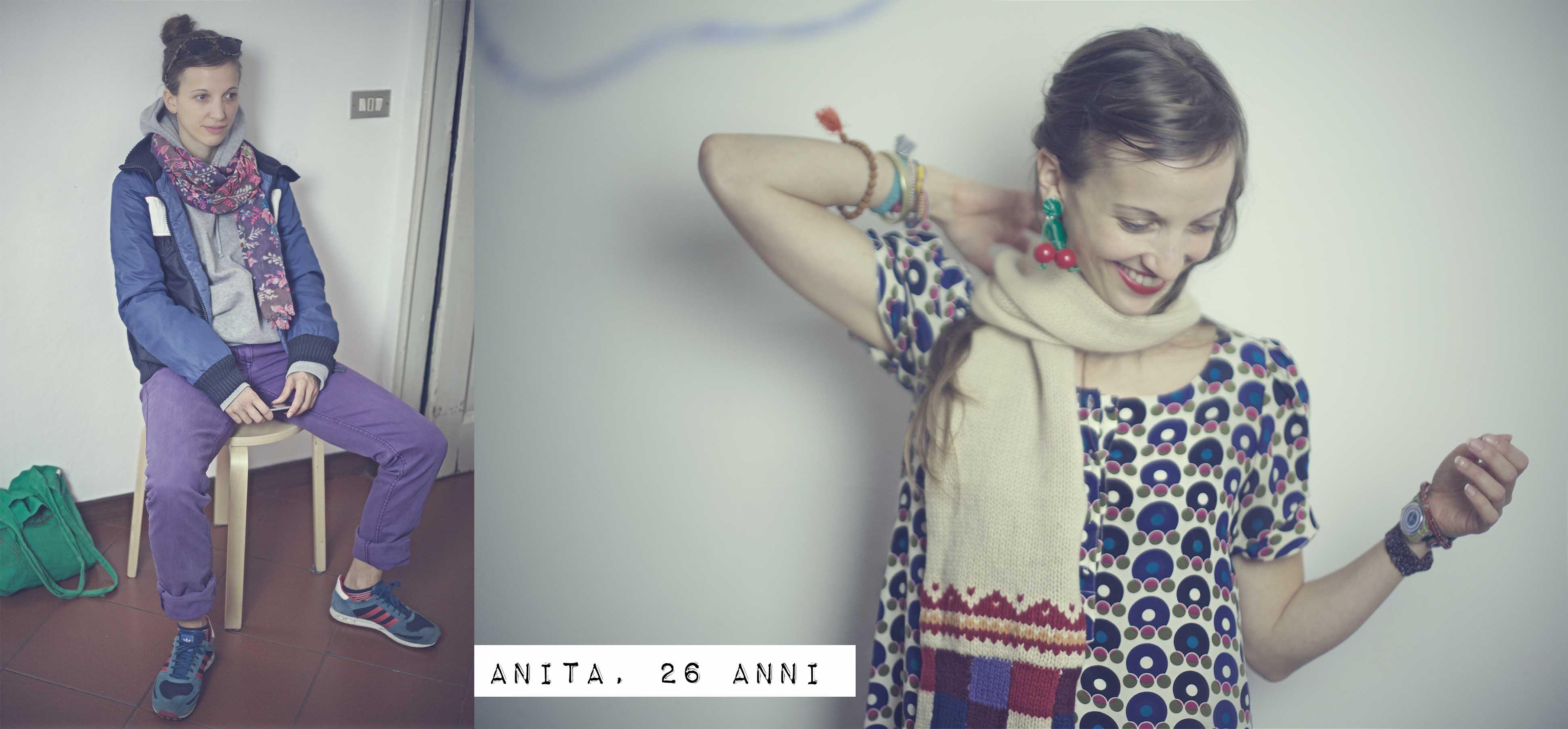 Anita, 26 anni