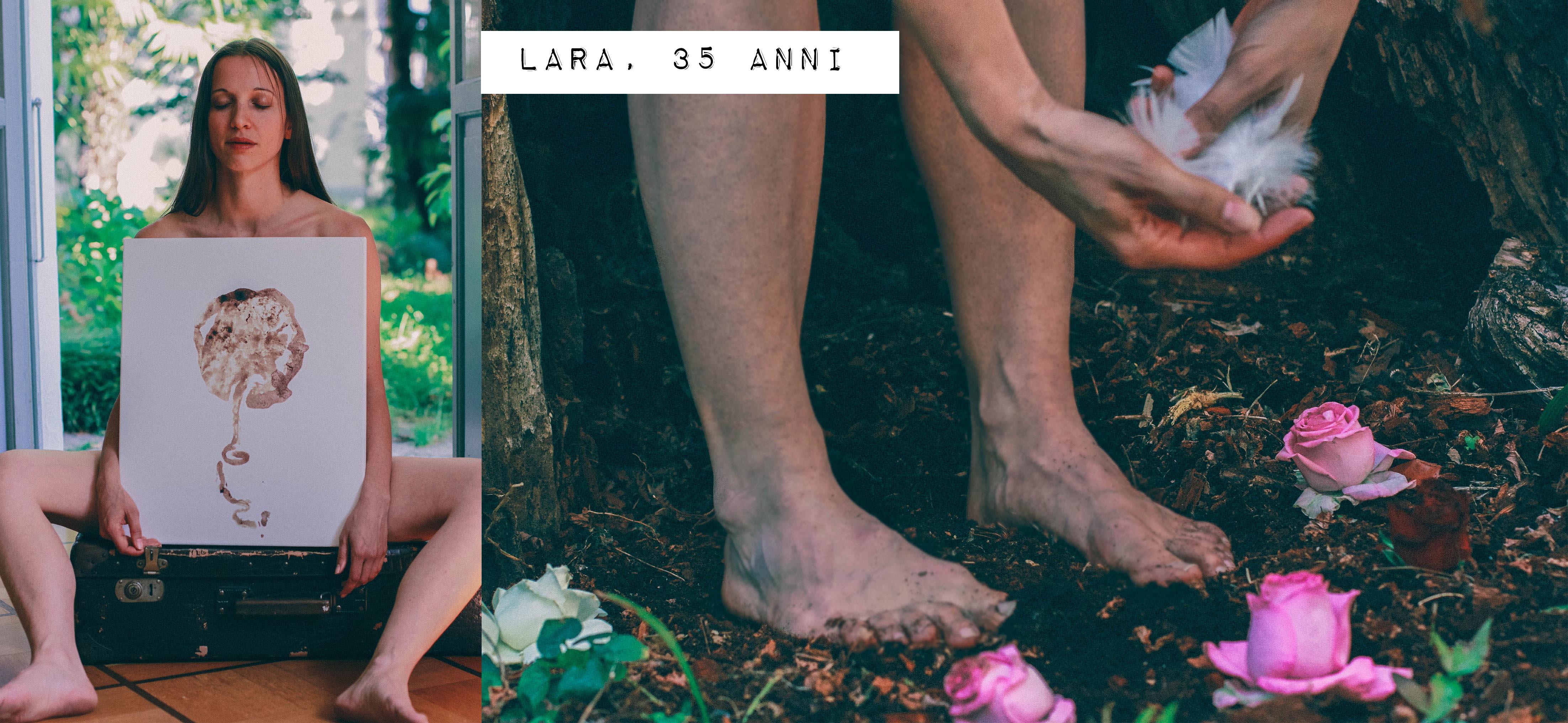 Lara, 35 anni