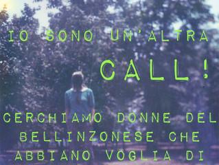 CALL - IO SONO UN'ALTRA