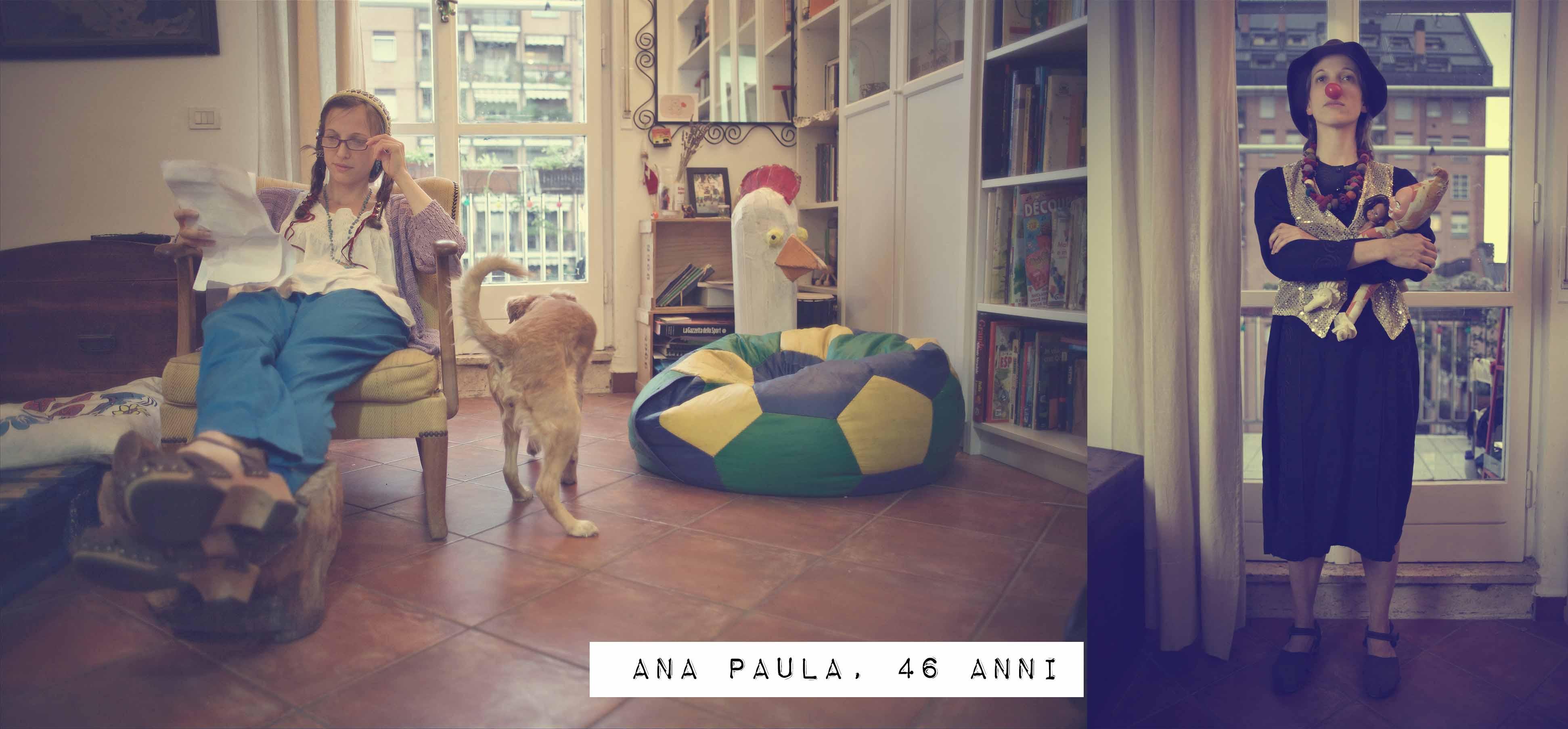 Ana Paula, 46 anni