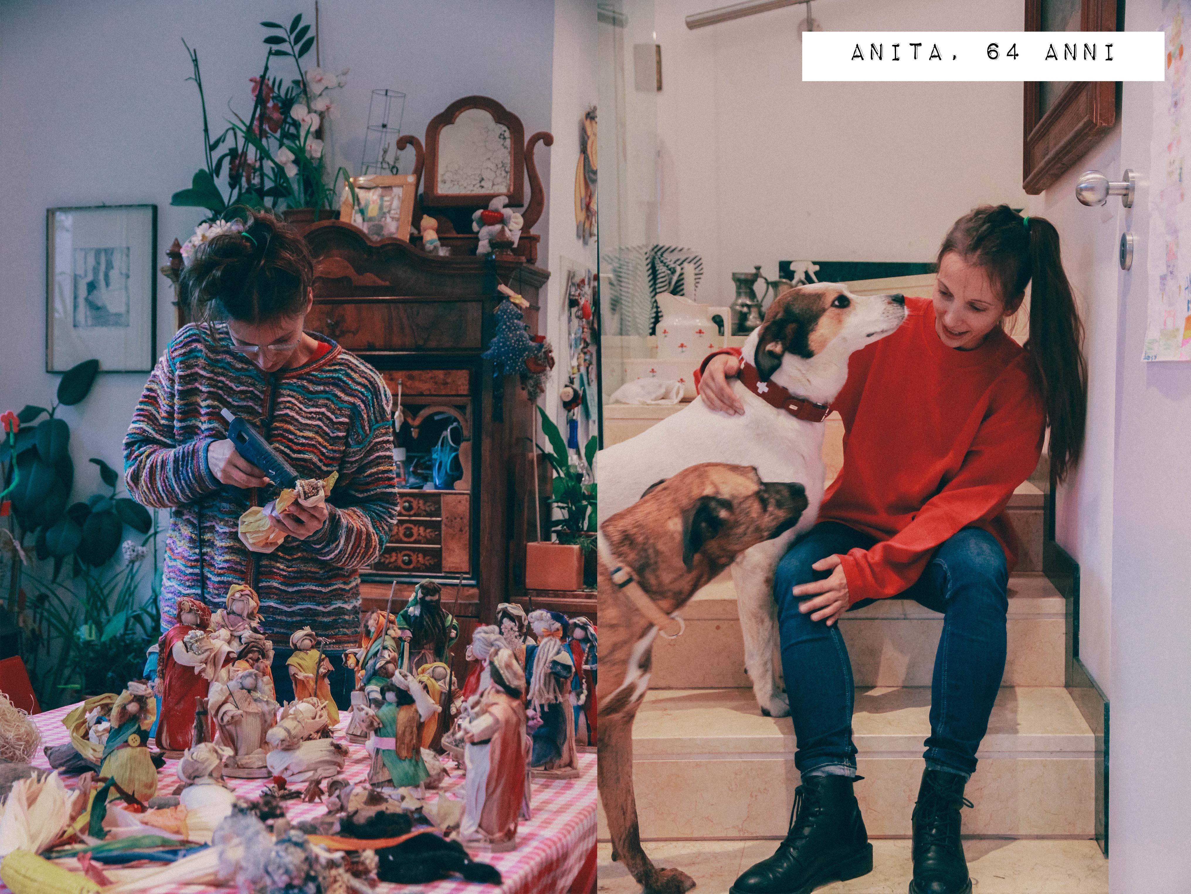 Anita, 64 anni