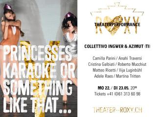 Princesses karaoke - Theater ROXY, Basel