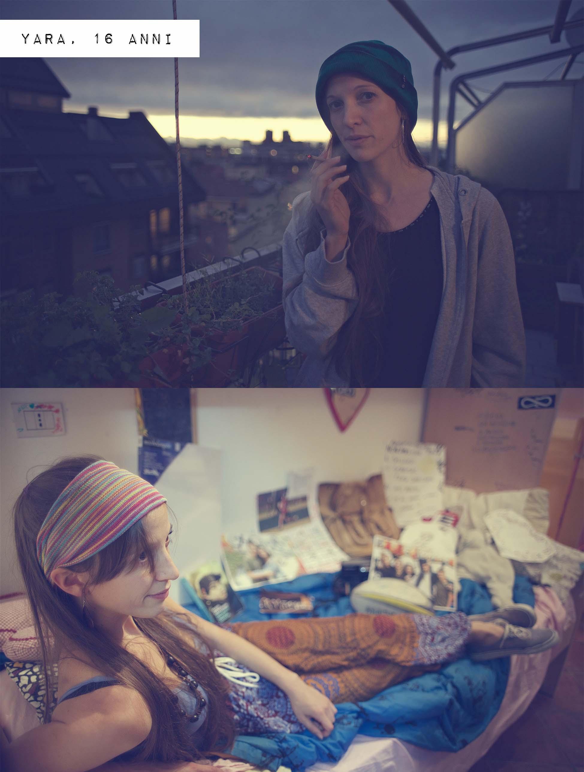 Yara, 16 anni