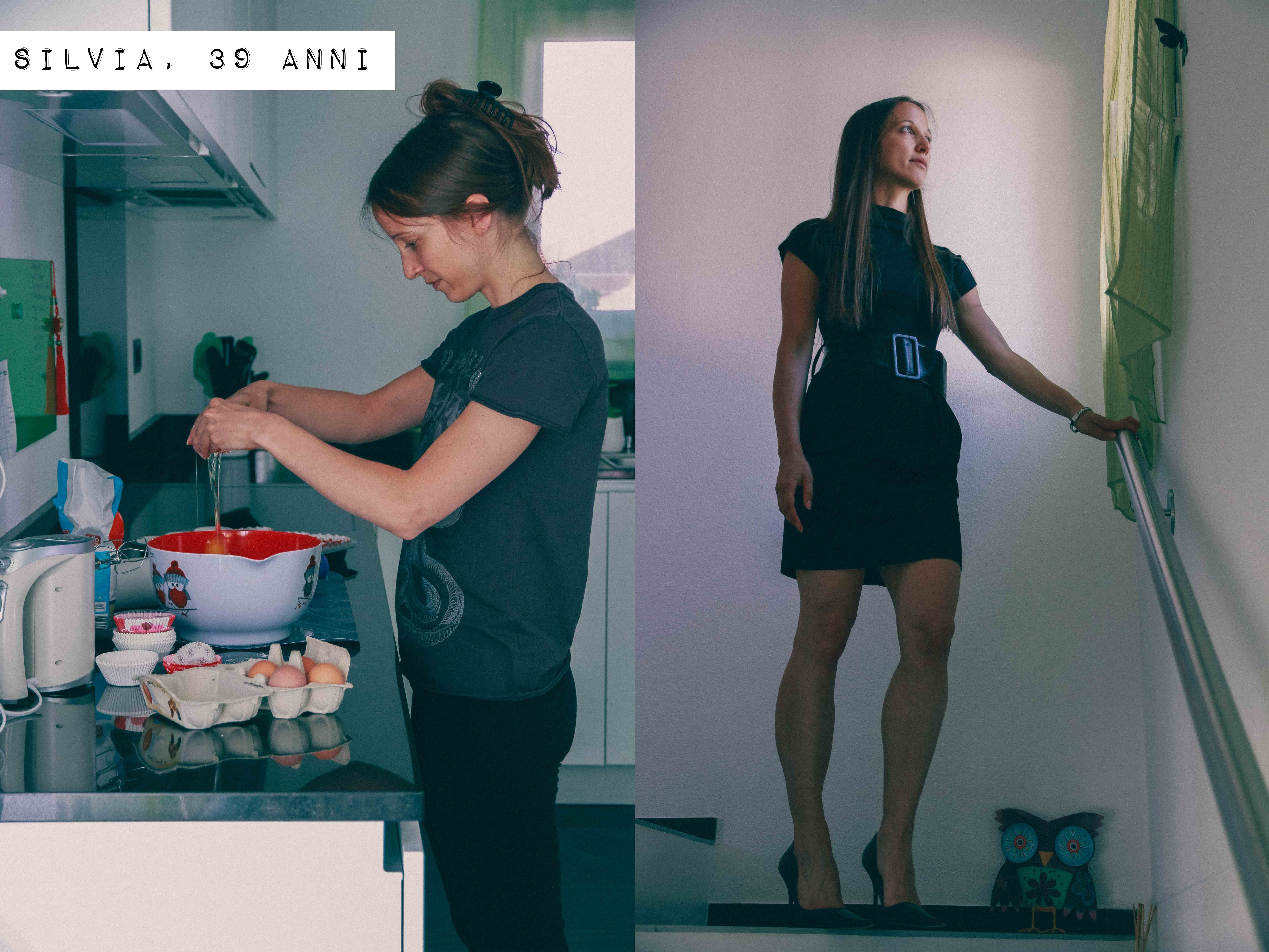 Silvia, 39 anni