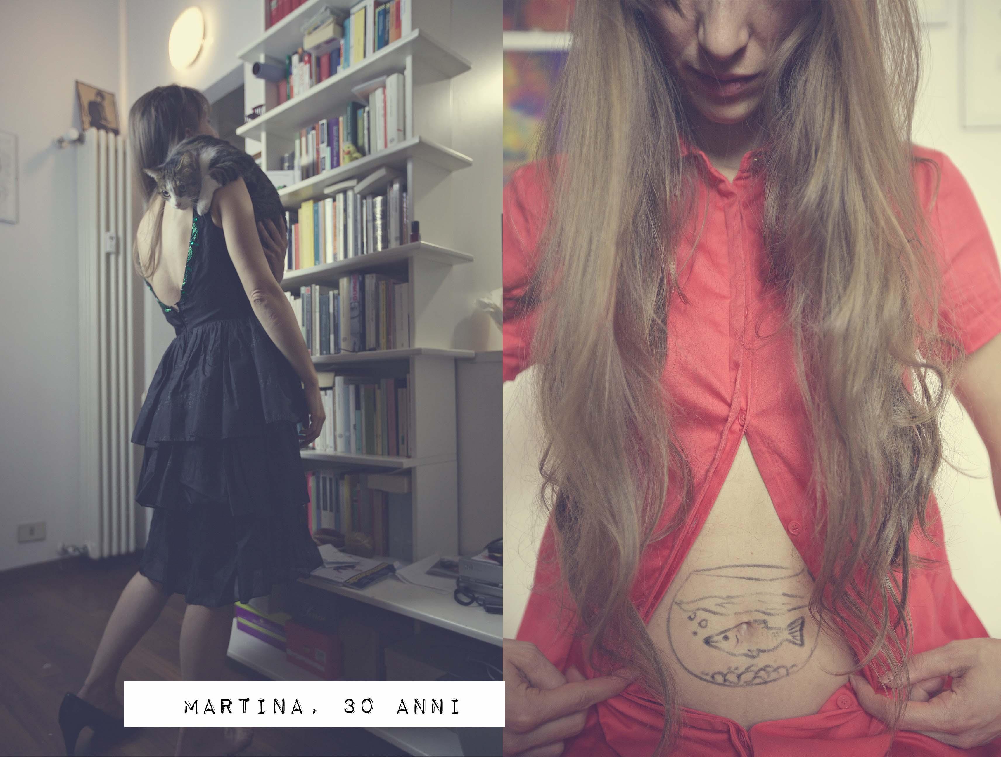 Martina, 30 anni