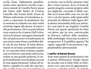 Le tante donne di Camilla Parini...