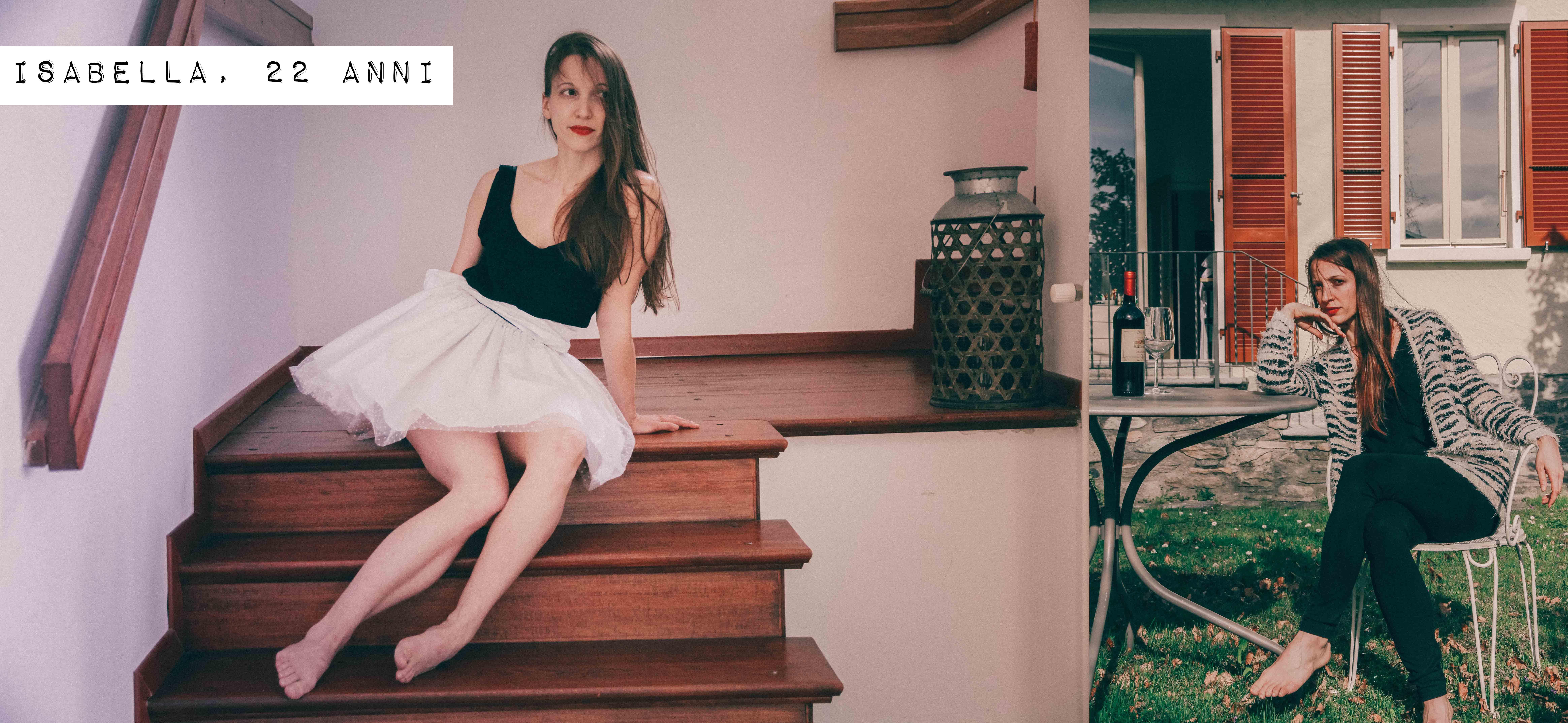 Isabella, 22 anni
