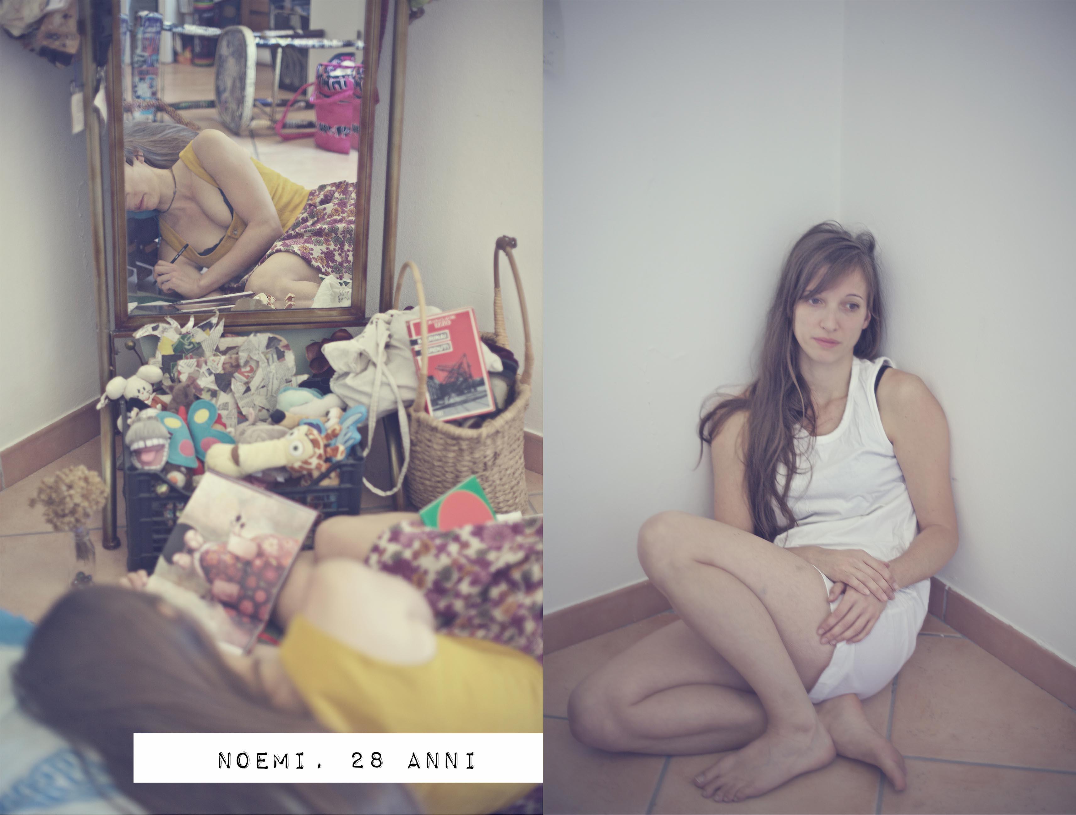 Noemi, 28 anni