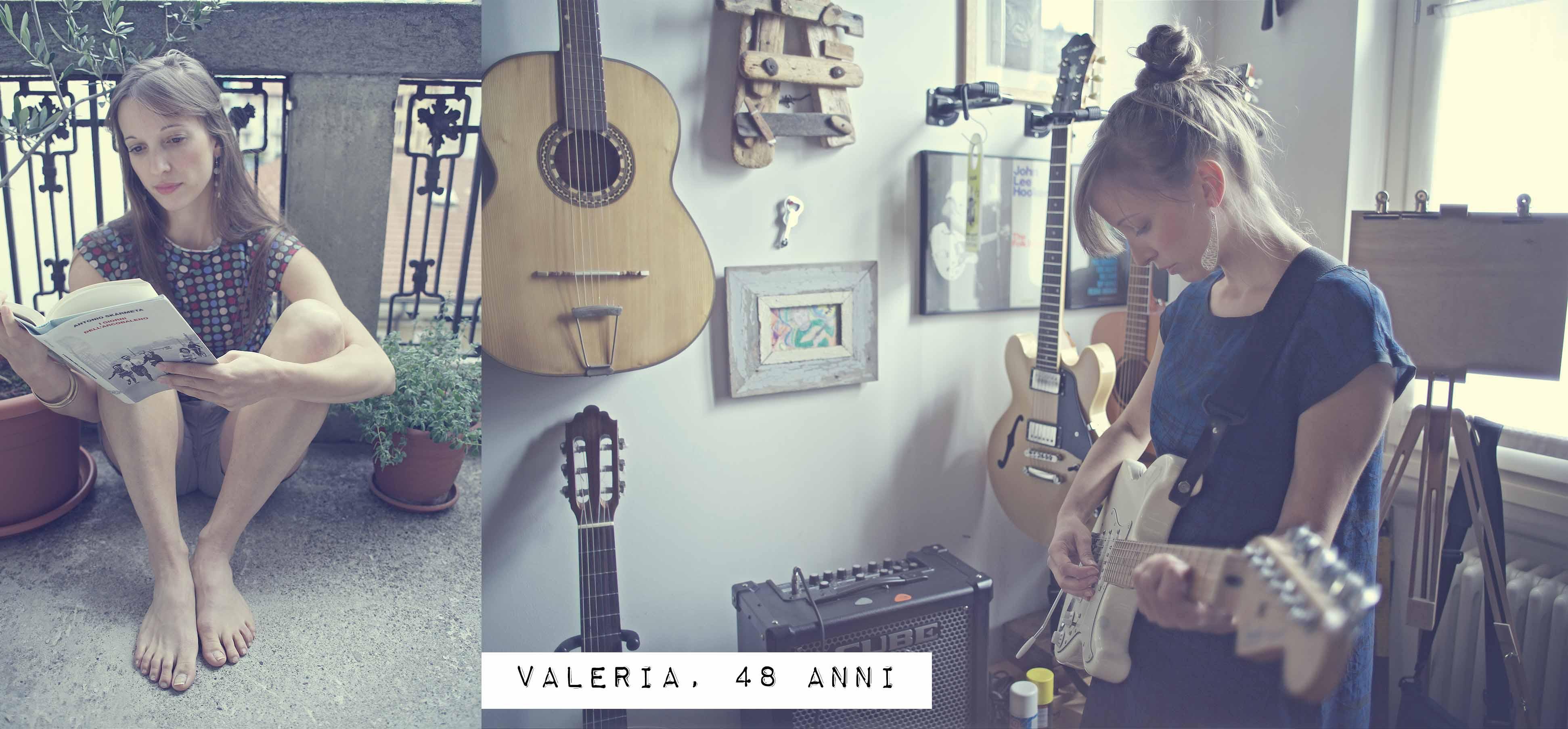 Valeria, 48 anni