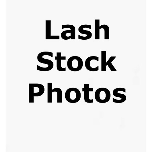 Lash Extensions Stock Photos