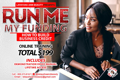Business Credit Online Training