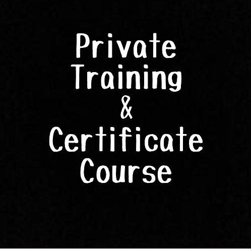 Private Trainings
