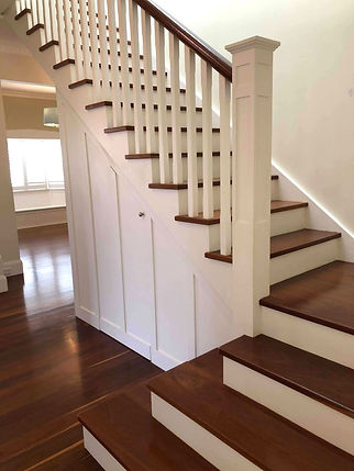 staircase-house-painters-northern-beache