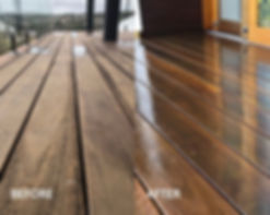 verandah-staining-paintes-northern-beaches