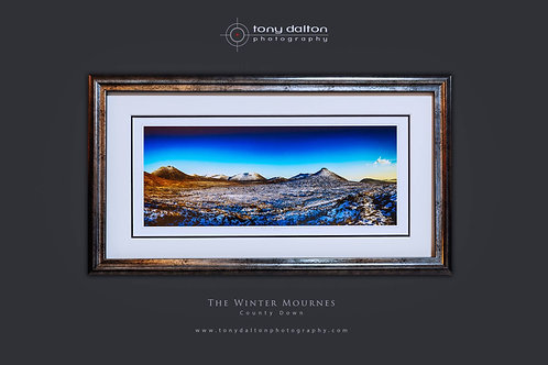 The Winter Mournes