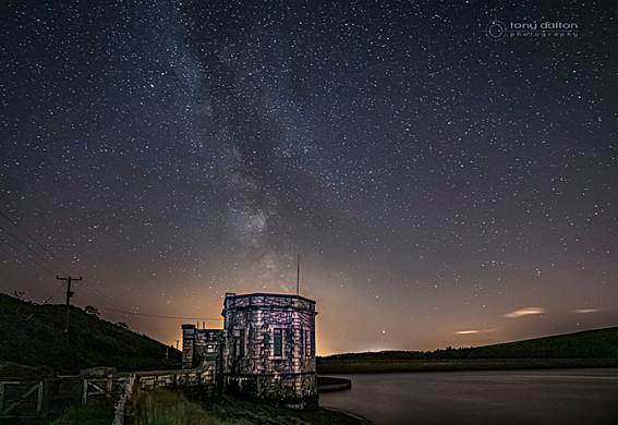Silent Valley Milky Way