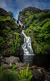 Assaranca Waterfall Ardara, Co. Donegal Ireland