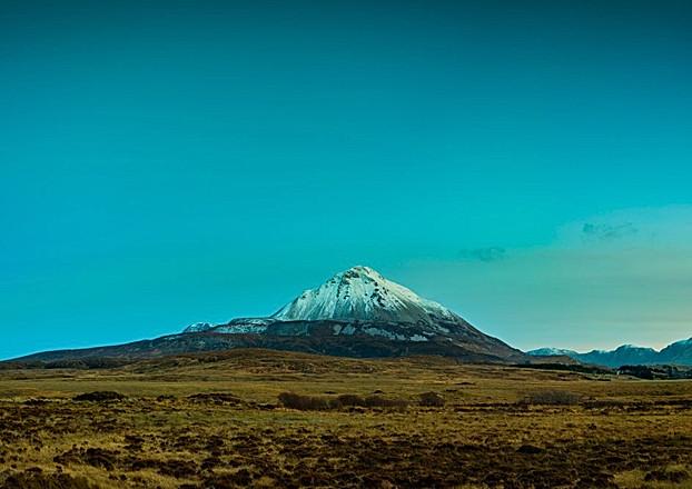 Mount Errigal Snowcap