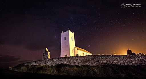 Ballintoy Church, Co. Antrim