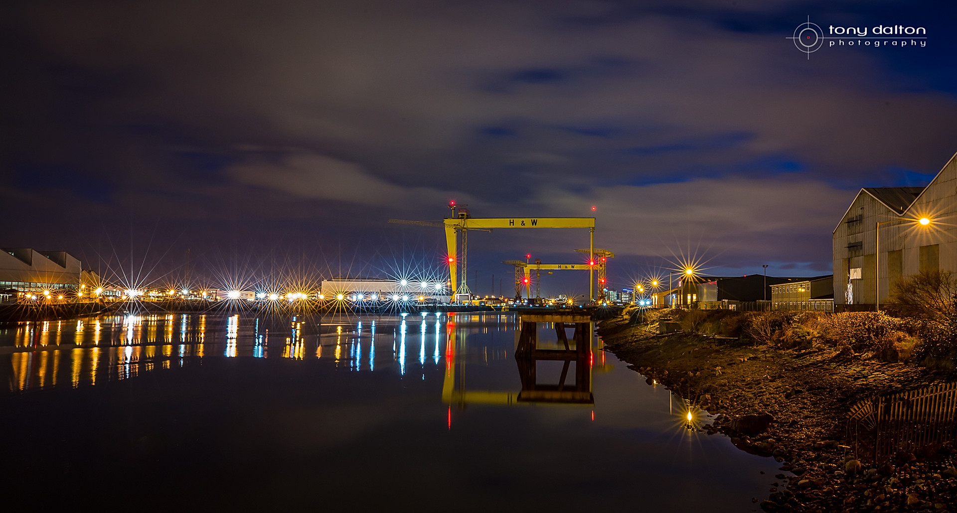 Harland & Wolff Reflections