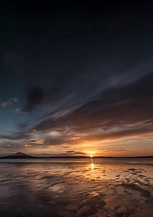 Tramore Strand Sunset