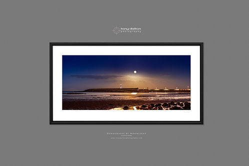 Donaghadee by Moonlight