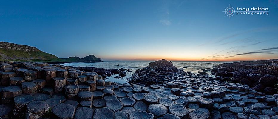 The Wishing Chair, Giant's Causeway