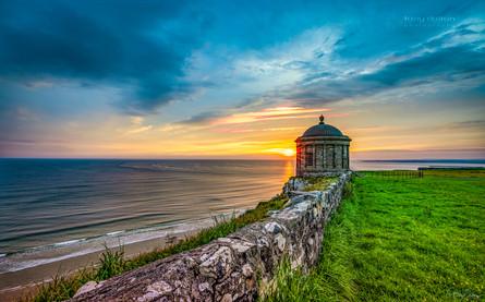 Mussenden Temple Sunrise