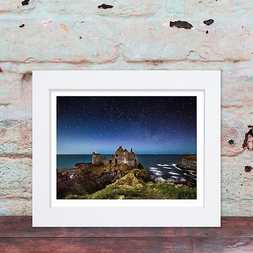 Dunluce Castle Starlight
