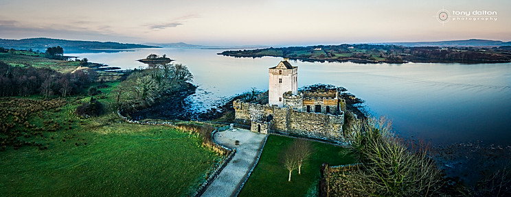 Doe Castle, Donegal