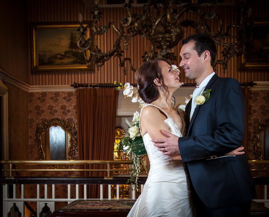 Mary and Colm's Wedding