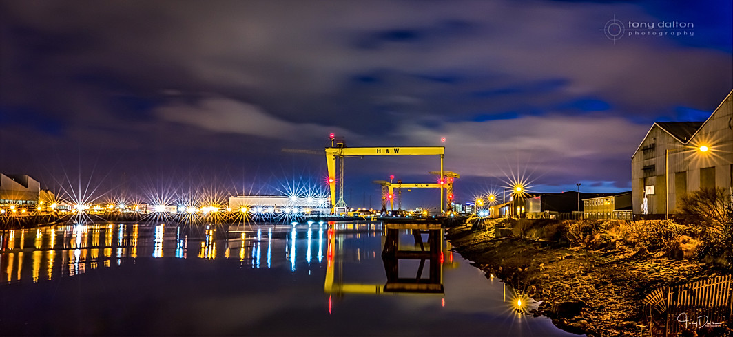 Harland & Wolff Reflection.JPG
